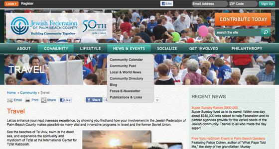 Jewish Federation of Palm Beach