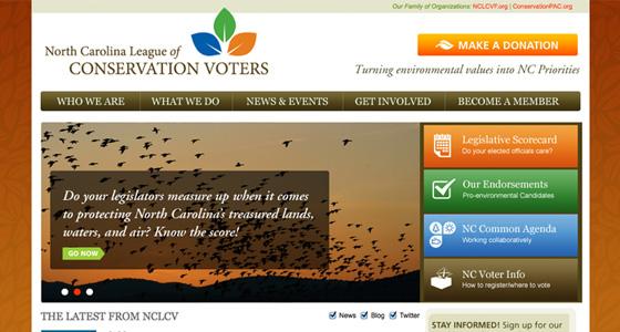 NC League of Conservation Voters